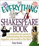 img - for The Everything Shakespeare Book (Everything (Reference)) book / textbook / text book