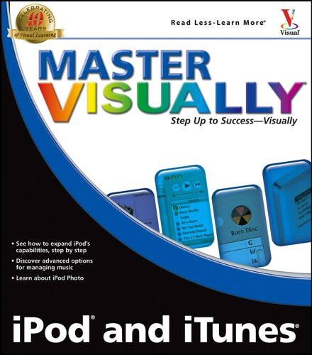 Master Visually iPod and iTunes, Bonnie Blake, Doug Sahlin
