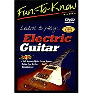 Fun To Know: Learn to Play Electric Guitar