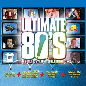 The Ultimate 80's - The only 80's Album You Will Ever Need (3 CD) (2 00 4)