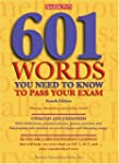 601 Words You Need to Know to Pass Yo...