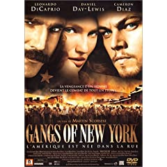 Gangs Of New-York - Martin Scorsese