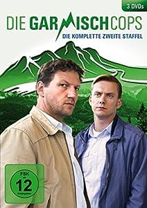 Die Garmisch-Cops - Die komplette zweite Staffel [3 DVDs]
