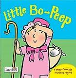 Little Bo-Peep (A Peep-Through Nursery Rhyme)