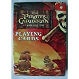 Pirates of the Caribbean AT WORLD'S END Playing Cards by Bicycle