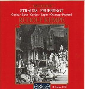 R. Strauss - Feuersnot
