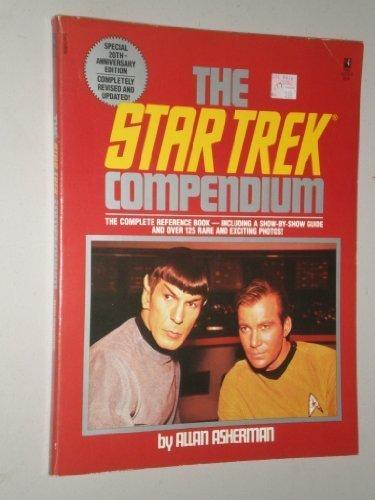 The Star Trek Compendium, Allan Asherman