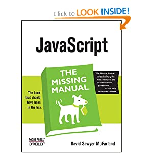 Javascript: The Missing Manual