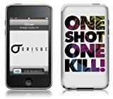 Music Skins iPod Touch 8GB (第2世代) / 32GB 64GB (第3世代) 用フィルム  Orisue – One Shot  iPod Touch 8GB (第2世代) / 32GB 64GB (第3世代)   MSFSIPT20080