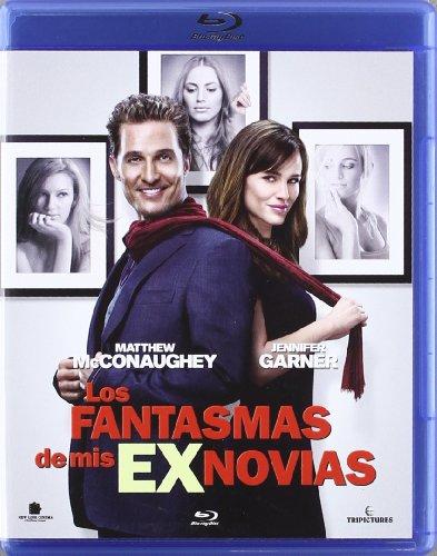 Los Fantasmas de Mis Ex Novias [Blu-ray]