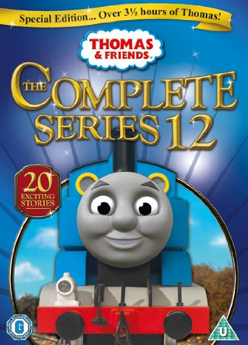 Thomas and Friends - Classic Collection - Series 12 [DVD] [2011]