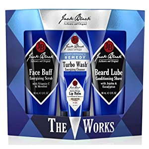 Jack Black The Works Gift Set by Jack Black