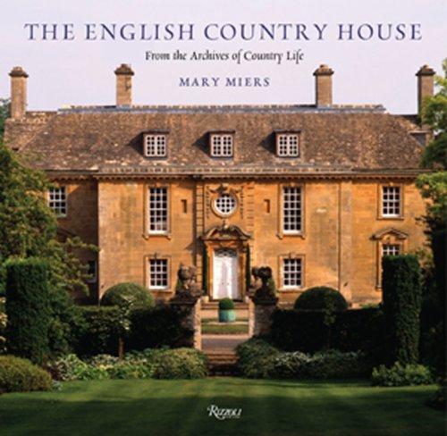The English Country House /Anglais (Country Life Magazine)
