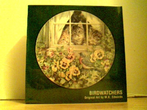 "Birdwatchers - Original Art by M. K. Edwards - 500 Piece Puzzle 19.5"" X 19.5"""
