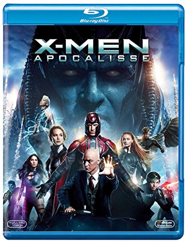 x-men - apocalisse (blu-ray) BluRay Italian Import