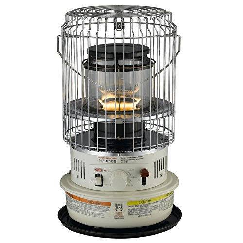 Dyna-Glo WK11C8 Indoor Kerosene Convection Heater, 10500 BTU (Portable Kerosene Heater Wicks compare prices)