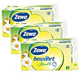 Zewa Toilettenpapier 'Bewährt Kamille' 3-lagig,...