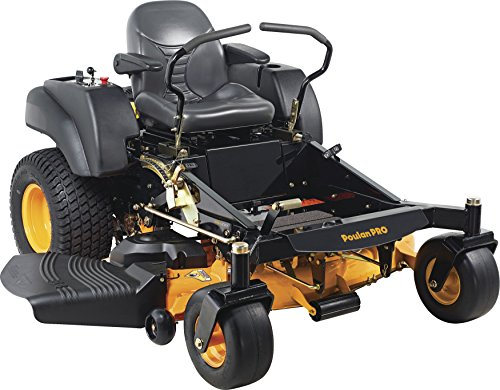 Poulan Pro P54ZXT Riding Mower 26HP V-Twin Kohler Pro Filtration Engine, 54-Inch