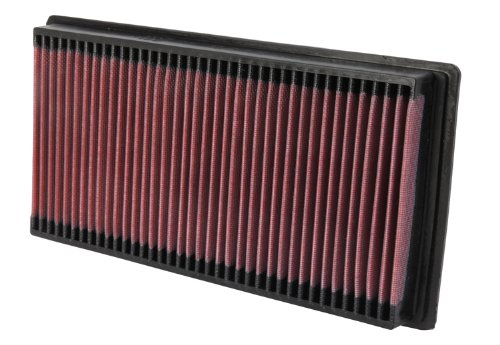 K&N 33-2123 High Performance Replacement Air Filter