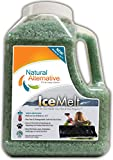 Natural Alternative Ice Melt - 9 LB Shaker Jug - Safer for Pets, Property & the Environment
