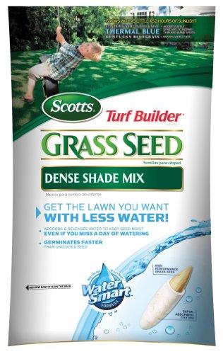Scotts 18148 Turf Builder Dense Shade Grass Seed 3-Pound Bag