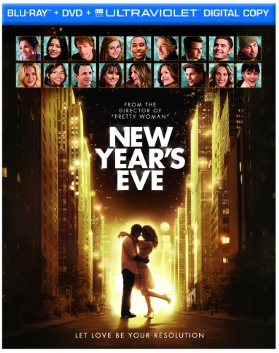 Blu-ray : New Year's Eve (With DVD, Ultraviolet Digital Copy, Full Frame, )
