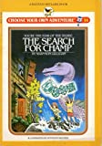 img - for The Search for Champ (Choose Your Own Adventure #14) book / textbook / text book