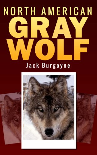 North American Gray Wolf by Jack Burgoyne ebook deal