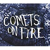 Blue Cathedral ~ Comets on Fire
