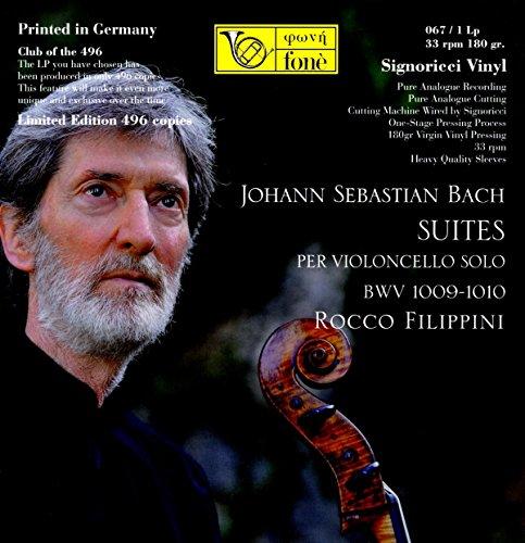Suites Per Violoncello Solo Bwv 1009-101