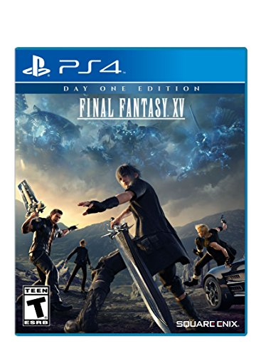 Final Fantasy XV - PlayStation 4 (Dlc Quest compare prices)
