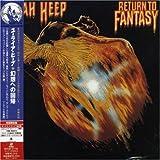 Return to Fantasy By Uriah Heep (2007-08-22)