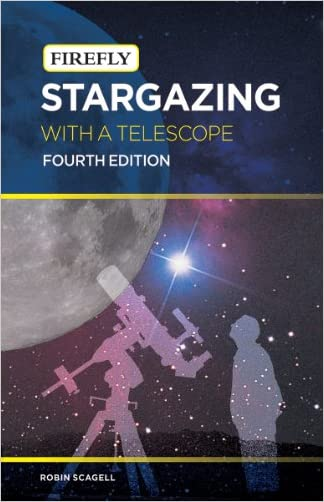 Stargazing with a Telescope (Firefly Pocket series)