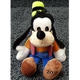 "Disney 45 Years Of Magic Goofy 8"" Plush Bean Bag Doll"