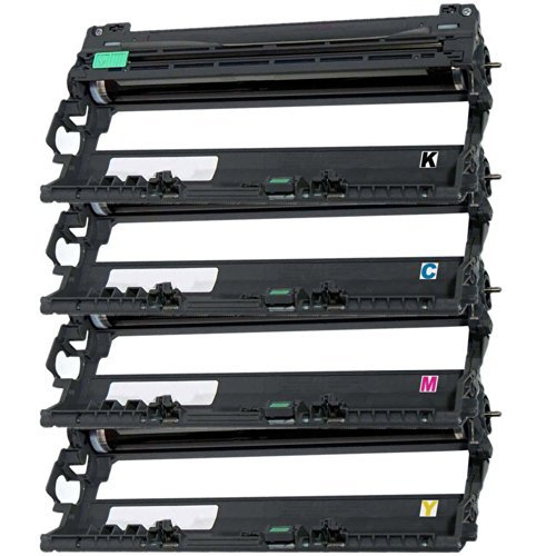4-inktoneramr-replacement-drum-units-for-brother-dr-210cl-black-cyan-magenta-yellow-drum-replacement