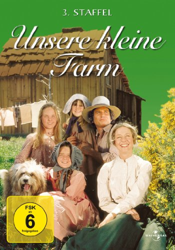 Unsere kleine Farm - 03. Staffel [6 DVDs]