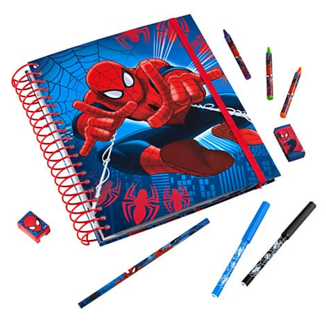 Spider-man Fun on the Run Art Pack