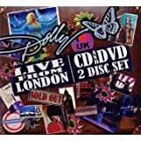 Live from London (CD/DVD) ~ Dolly Parton