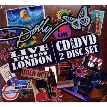 DOLLY PARTON - Dolly Parton: Live From London - Zortam Music
