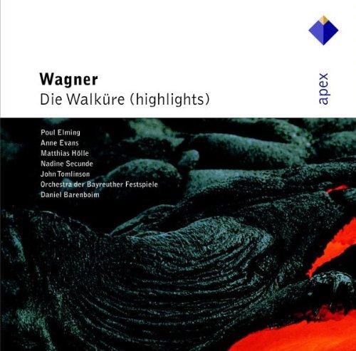 Las Valquirias (Barenboim) - Wagner - CD