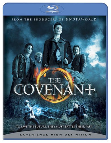 Cover art for  The Covenant [Blu-ray]