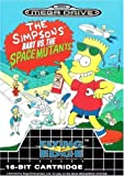 The Simpsons: Bart vs the Space Mutants (Mega Drive)