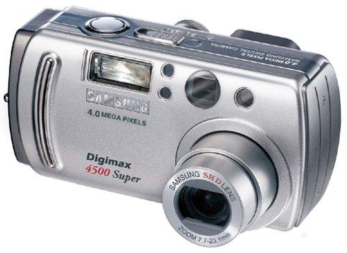 Samsung Digimax 4500