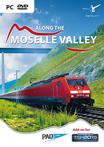 Along The Moselle Valley Addon for Train Simulator 2015 (PC)