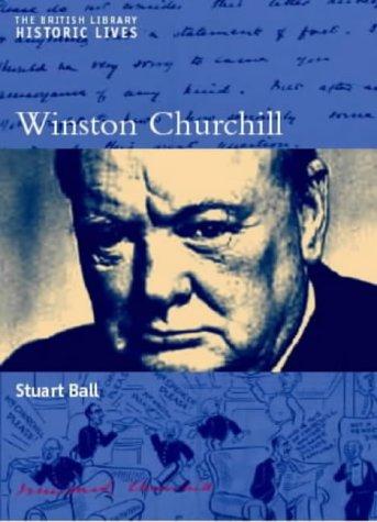 Winston Churchill (British Library Historic Lives)