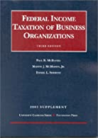 Supplement to Federal Income Taxation of Business Organizations