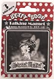 BET201 BETTY BOOP TALKING MAGNET