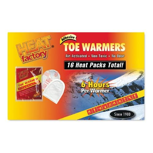 Heat Factory Toe and Foot Warmer  Adhesive, Pack