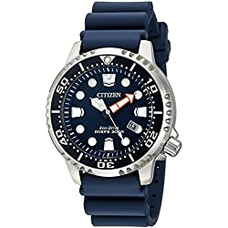 Citizen Men's BN0151-09L Promaster Diver Analog Display Japanese Quartz Blue Watch