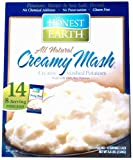 Honest Earth All Natural Creamy Mashed Potatoes Net Wt 5.6 LBS (2.54 KG) (14 Individually Sealed 8-Serving Pouches) Reviews